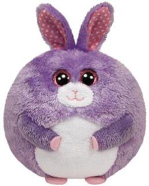 TY Lilac Ball - Hase violett, Ø12cm lim. 38046
