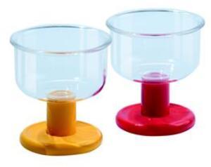 spielstabil Trinkglas mit Fuss SV 763022