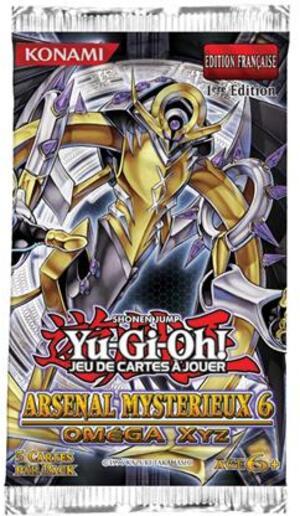 YU-GI-OH! Yu-Gi-Oh! Französisch, 5D's Gold Series 5, Booster 5K. SV 24576