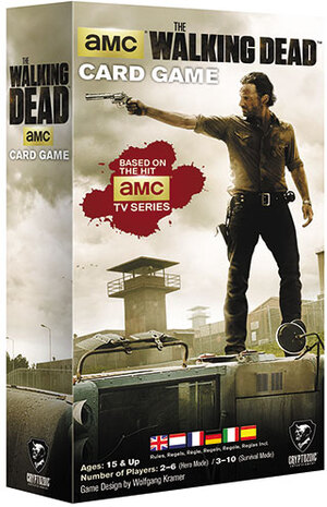 AMIGO The Walking Dead Kartenspiel (mult.) SV 1659A1