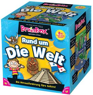 BrainBox BB - Rund um die Welt (d) 94901