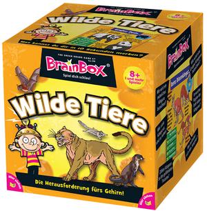 BrainBox BB - Wilde Tiere (d) 94902