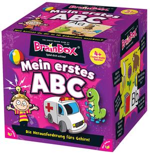 BrainBox - Mein erstes ABC (d) 94920