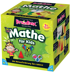 BrainBox BB - Mathe für Kids (d) 94939