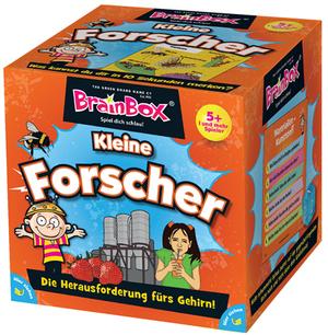 BrainBox BB - Kleine Forscher (d) 94940