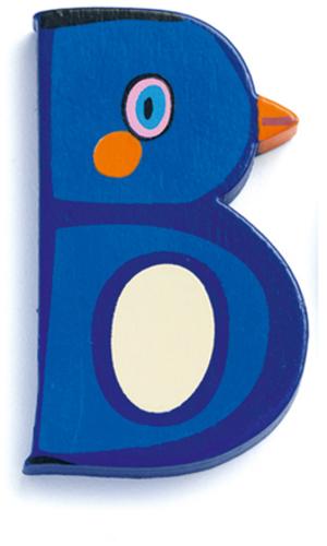 DJECO Tierbuchstaben B DD04841