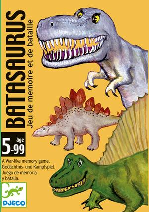 DJECO Kartenspiel Batasaurus (mult) DJ05136