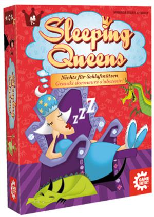 Game Factory Sleeping Queens (mult) Spiel1A