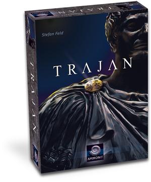 HUTTER Trade Trajan (d,e) ** 4440015