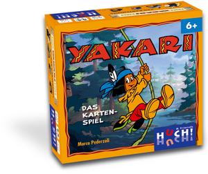 HUTTER Trade Yakari - Das Kartenspiel (d) SALE 4487750