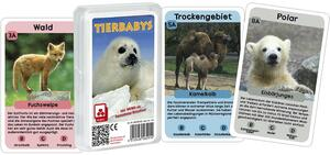 Nürnberger-Spielkarten-Verlag Quartett - Tierbabys (d) 1141A2