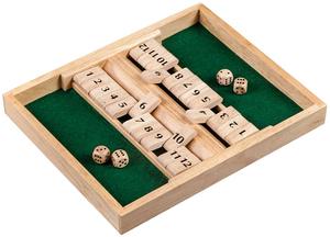 Philos Shut the Box, 12er, für 1-2 Personen 3282A2