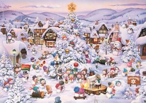 Piatnik Puzzle Weihnachtschor, 1000 Teile 685660