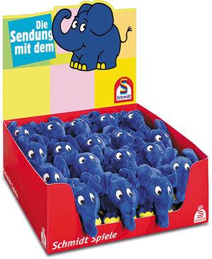 Schmidt Spiele Elefant aus der Sendung mit der Maus, 12 cm 42602