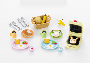 Sylvanian Families Breakfast Set 2956