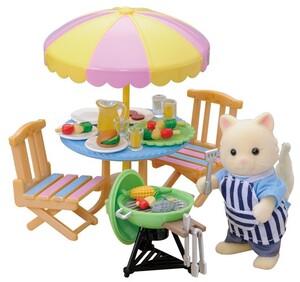 Sylvanian Families Garden Barbecue Set 4869A1