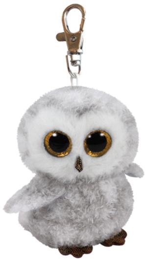 TY Owlette,Eule weiss 8.5cm 35020A1