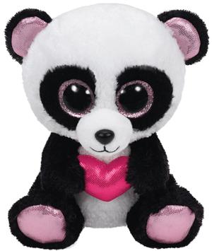 TY TY Cutie Pie,Panda mit Herz 15cm SV 36174