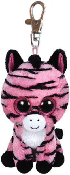 TY Zoey,Zebra pink 8.5cm 36615A1