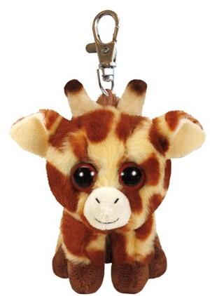 TY Peaches,Giraffe 8.5cm 36654