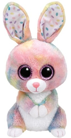 TY Bubby,Hase multicolor 24cm lim.SV 37092