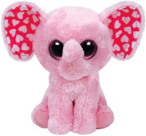 TY Sugar,Elefant rosa 15cm SV 37209