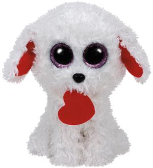 TY Honey Bun, Hund mit Herz 15cm 37210