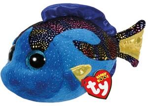TY Aqua,Fisch blau 15cm 7137243
