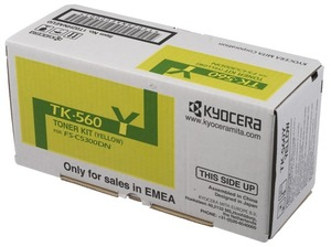 KYOCERA Toner-Kit yellow TK560Y
