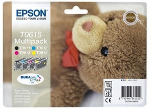 EPSON Epson Ink DuraBrite Multipack T061540