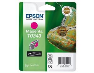 EPSON Epson Ink Ultrachrome, magenta C13T03434020