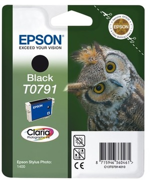 EPSON Ink Cartridge, black T079140