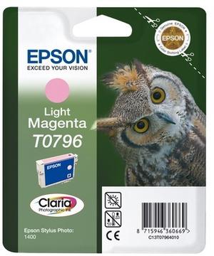 EPSON Ink, light magenta EPT079640