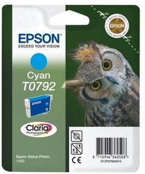 EPSON Ink Cartridge, cyan T079240