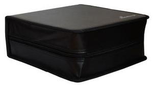 MediaRange CD-Tasche für 300 CDs, schwarz BOX94