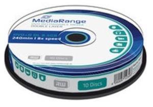 MediaRange DVD+R 8.5GB Double Layer MR466