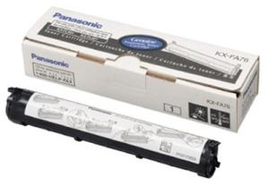 Panasonic PANASONIC Toner schwarz KX-FA76X