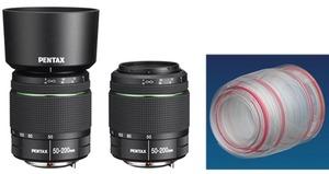 Ricoh smc DA 50-200mm / 4.0-5.6 ED WR 21870