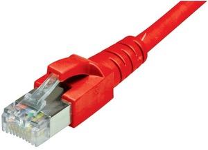 Dätwyler Cabling Solutions Dätwyler Patchkabel: S/FTP, 1m, rot C6-SFTP-1-RT