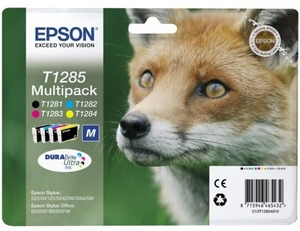EPSON Multipack Tinte CMYBK T128540