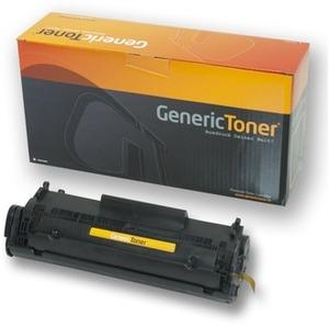GenericToner Toner zu HP CE250X schwarz GT30-CE250X