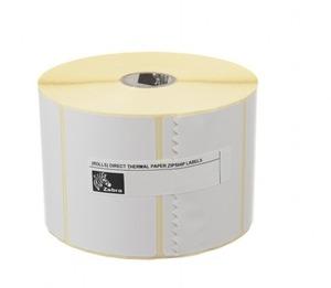 ZEBRA Z-Select 2000T, Etikettenrolle, Normalpapier, 57x32mm 3006318