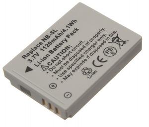 Dörr Energy Akku für CANON NB-5L 980009