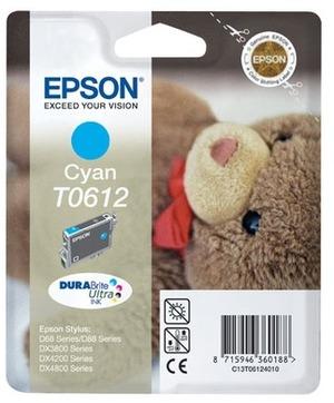 EPSON Epson Ink DuraBrite, cyan T061240