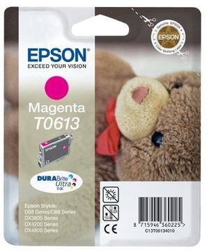 EPSON Epson Ink DuraBrite, magenta T061340