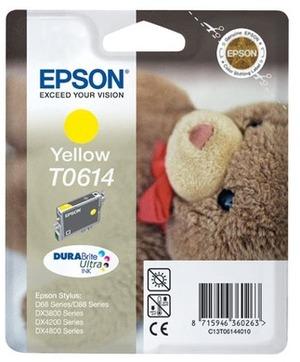 EPSON Epson Ink DuraBrite, yellow T061440