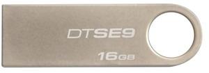 Kingston 16GB USB 2.0 DataTraveler SE9 DTSE9H16GB