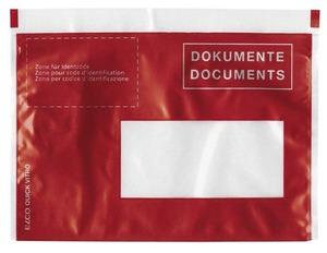 Elco Quick Vitro Dokumententaschen rot, 2900380