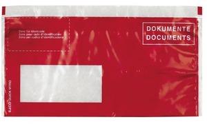 Elco Quick Vitro Dokumententaschen rot, 2902880