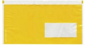 Elco Quick Vitro Dokumententasche gelb 2902300